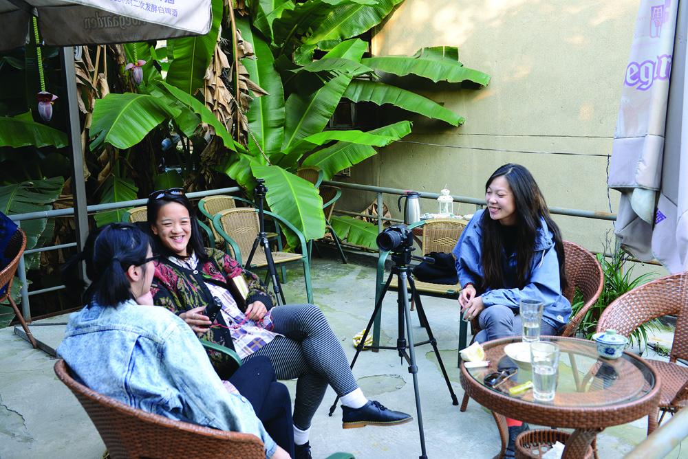 kristen ng expat kiwese interview